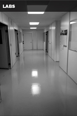 Lab floors